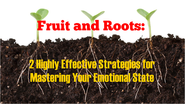 Mastering Emotions: Fruit and Roots